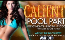 Caliente Pool Parties 2012 with Dj Aaron C