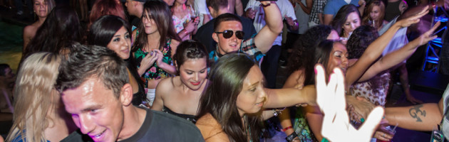 Pool Party #2 pics up from Agua Caliente!