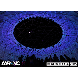 Coachella Valley Music and Arts Festival - Dome Party - DJ Aaron C