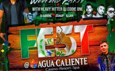 FE5T @ Agua Caliente Casino Resort & Spa with DJ Eddie One and Aaron C