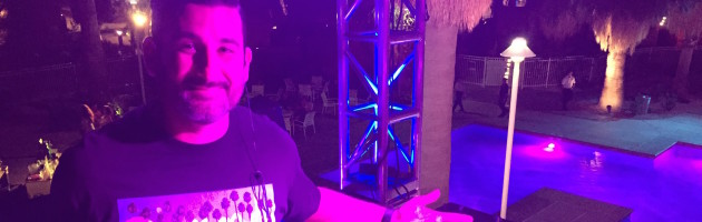 Dj Aaron C Closes out another season at Agua Caliente Casino