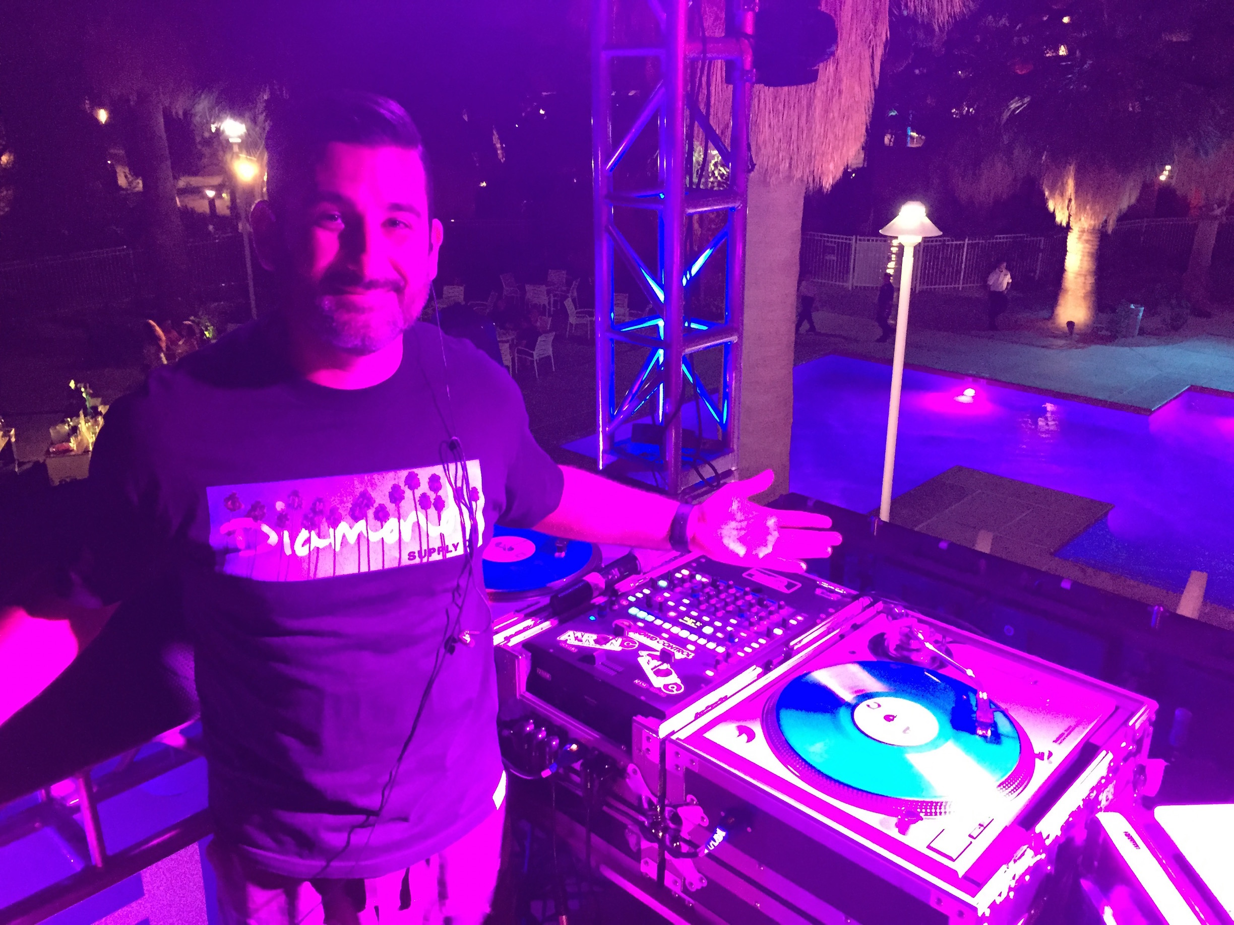 Agua Caliente Presents ELEVATE with DJ Aaron C