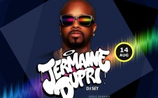 Jermaine Dupri @ Agua Caliente Casino for ELEVATE with Aaron C