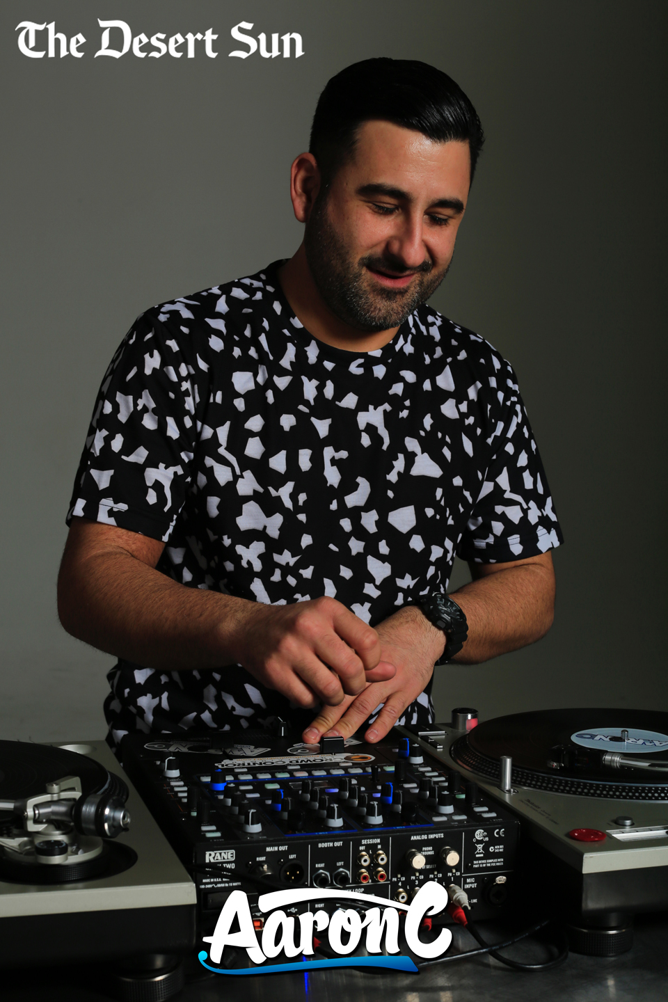 Ask a DJ: Where to dance, what to drink and how to enjoy the Coachella Valley this summer with Aaron C