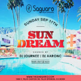 Sun Dream at Saguaro with Aaron C