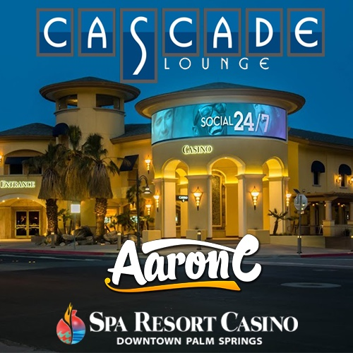 Cascade Lounge with Aaron C