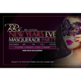 BB's Annual NYE Masquerade Party with Aaron C