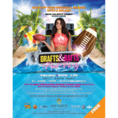 Drafts and Rafts Pool Party with Aaron C