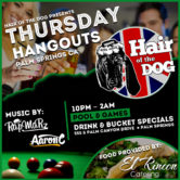 Hair of the Dog with Aaron C